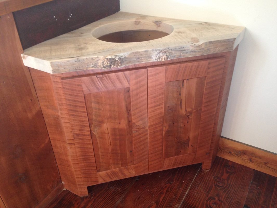 rustic corner bathroom vanity vanities amp built ins sml custom cabinetry amp construction 20288